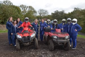 Things to do Christmas 2018 Hen Party Ideas Bistol Quad Biking Group Activities - Bristol Activity Centre